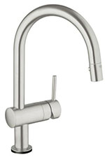 Grohe 31359DC0 - Minta Touch eltr. sink pull-out spray US