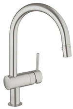 Grohe 31378DC0 - Minta OHM sink pull-out spray, US