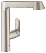 Grohe 32178DC0 - K7 Main Pull-out Kitchen
