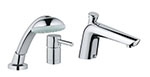Grohe 32232000 - Essence Roman Tub W/Hdshower