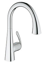 Grohe 32298001 - Ladylux OHM sink pull-out spray