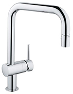 Grohe 32319000 - Minta Kitchen Dual Spray Pull Down