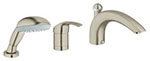 Grohe 32644EN1 - Eurosmart OHM Trimset bath 3-hole US