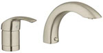 Grohe 32645EN1 - Eurosmart OHM Trimset bath 2-hole, US