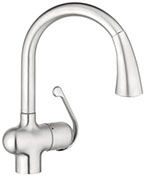 Grohe 33755SD1 - Ladylux OHM sink pull-out spray, US