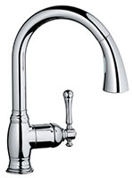Grohe 33870001 - Bridgeford OHM sink pull-out spray, US