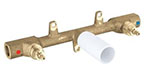 Grohe 33885000 - Rough Valve for Wall MT Vessel