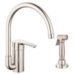 Grohe 33980EN1 - Eurostyle Kitchen w/ Metal Spray (New)