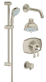 Grohe 35053EN0 - GrohFlex shower Set Authentic PBV