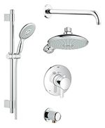 Grohe 35052000 - GrohFlex shower Set Cosmopolitan THM