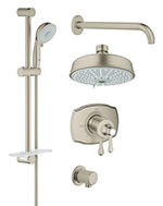 Grohe 35054EN0 - GrohFlex shower Set Authentic THM