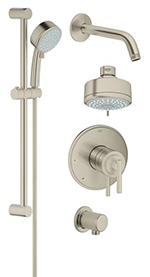 Grohe 35055EN0 - GrohFlex shower Set Timeless PBV