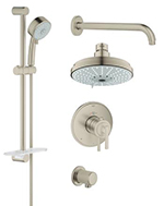 Grohe 35056EN0 - GrohFlex shower Set Timeless THM