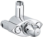 Grohe 35 085 000 - Grohtherm XL Central Thermostatic Valve