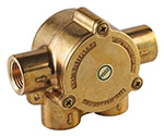 Grohe - 	35 204 000 Inline Remote Pressure Balancing Valve