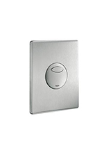 Grohe 38862SD0 - Skate  wall plate, dual flush