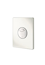 Grohe 38862SH0 - Surf  wall plate  for AV1