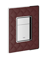 Grohe 38913XM0 - Skate Cosmopolitan Leather WC plate