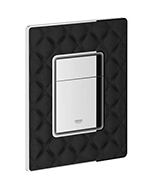 Grohe 38913XN0 - Skate Cosmopolitan Leather WC plate