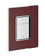 Grohe 38914XM0 - Skate Cosmopolitan Leather WC plate