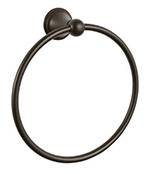 Grohe 40151ZB0 - Geneva Towel Ring