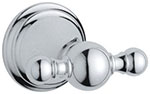 Grohe 40155000 - Geneva Robe Hook