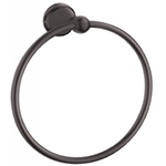 Grohe 40158ZB0 - Seabury Towel Ring