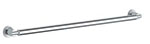 Grohe - 	40 309 000 24-inch Chrome Plated Towel Bar