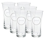 Grohe 40437000 GROHE Blue glasses (6pieces) (Chrome)