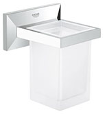 Grohe 40493000 - Allure Brilliant glas incl. holder