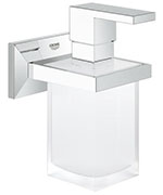 Grohe 40494000 - Allure Brilliant soap dispenser +holder