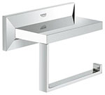 Grohe 40499000 - Allure Brilliant toilet paper holder
