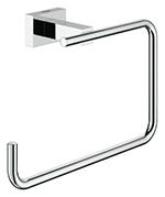 Grohe 40510000 - Essentials Cube towel ring