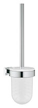 Grohe 40513000 - Essentials Cube Toilet Brush Set