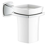 Grohe 40626000 - Grandera cup incl. holder