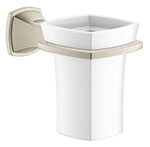 Grohe 40626EN0 - Grandera cup incl. holder