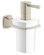 Grohe 40627EN0 - Grandera soap dispenser +holder