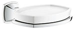 Grohe 40628000 - Grandera dish incl. holder