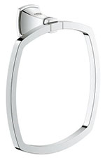Grohe 40630000 - Grandera towel ring