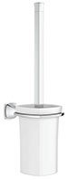 Grohe 40632000 - Grandera toilet brush set