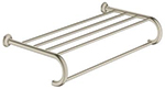 Grohe 40660EN0 - Essentials Authentic towel holder +shelf