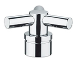 Grohe - 45 603 000 Chrome Plated Spoke Handle
