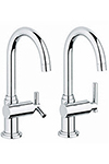 Grohe - 	20 074 BE0 Sterling Atrio Basin Tap