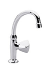 Grohe - 	20 440 L00 Chrome Plated Basin Tap w/ 5-inch Swivel Spt