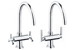 Grohe - 	31 001 AV0 SN Bar Faucet without Handles