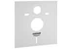 Grohe 37131000 - GroheDal noise reducing pad
